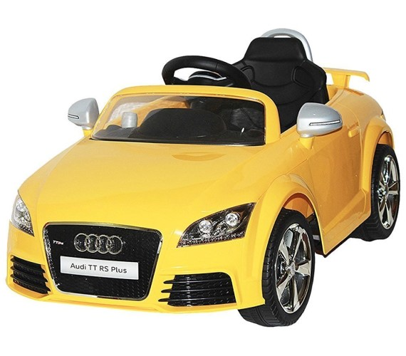 Audi TTRS battery Car for kids Ride On Car , kids car, electric ride on car for kids  (Licensed Model)