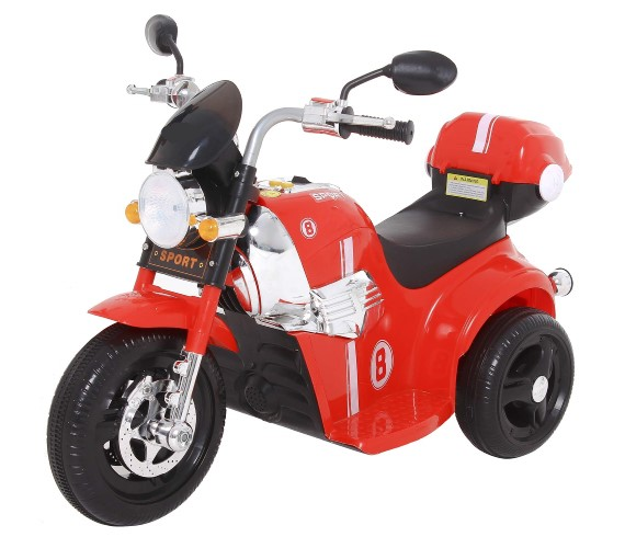 Strike ,Rechargeable Battery Operated Ride on Bike for kids(2 to 4yrs)