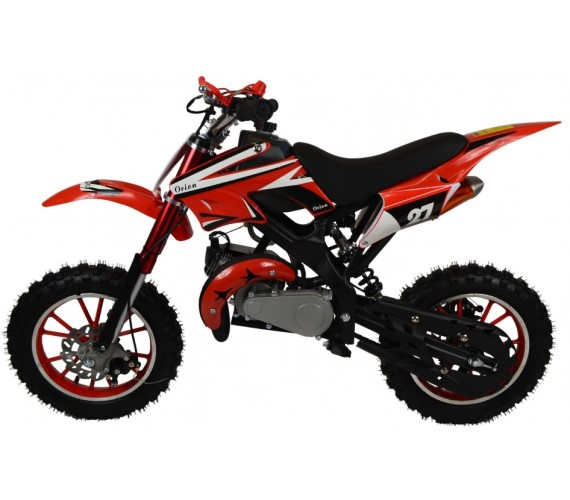 PP INFINITY OFF Road Petrol Engine Bike For Kids, Dirt Petrol Engine 49 cc , Dirt Bike For Kids, Petrol Engine Bike for Kids Age 7 to 14 Years