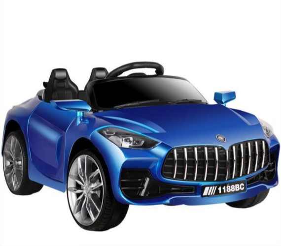 PP INFINITY 12V Battery Operated Ride on car for kids with Remote Control 1188BC-Multicolor