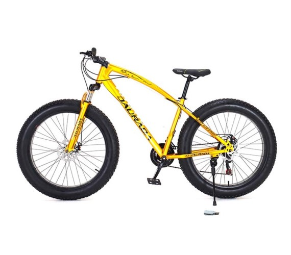 26 Inch Fat Tyre Bicycle For Kids/Adults, Important Quality Fat Tyre Bicycle Mountain Bike, Full Suspension Fat Cycles For Kids/Adults-Multicolor