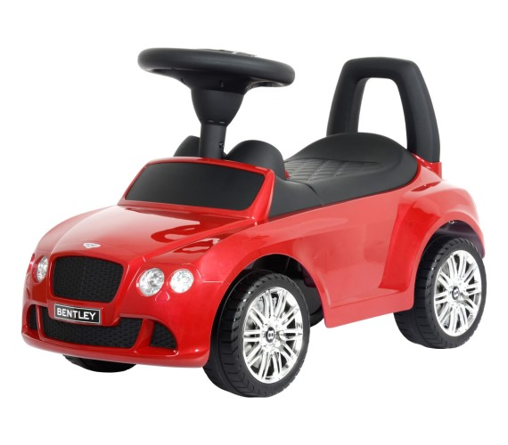 PP INFINITY Bentley GT Push Ride on Car For Kids with Music(Age 1 - 3yrs)-Red