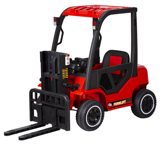 Kids 12V Fork Lift Battery Operated Ride on, Fork Lift for Kids(2-6 years)Multicolor