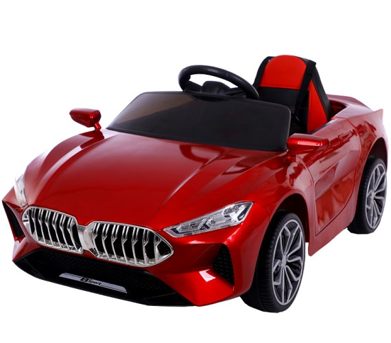 Z8 12V Battery Operated Ride On Car For Kids, Remote Control With Music System-Multicolor