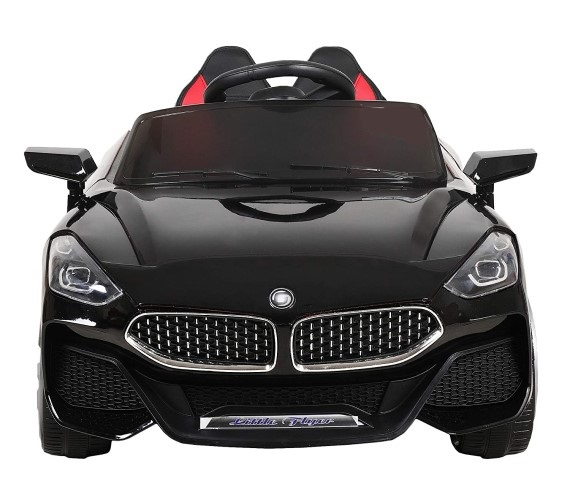 PP INFINITY BMW Z4 Battery Operated Ride on Car For Kids, Electric Car For Kids With Remote Control and  Music System-Black