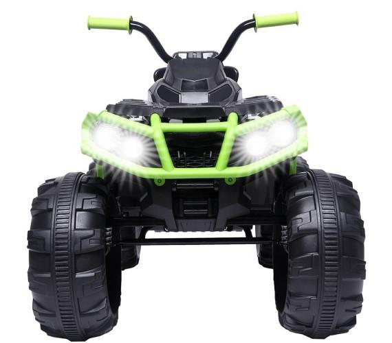 PP INFINITY ATV 12V Battery Operated Ride on Bike For Kids(Buggy) Kids 12V ATV Bike (ATV1388)-Green