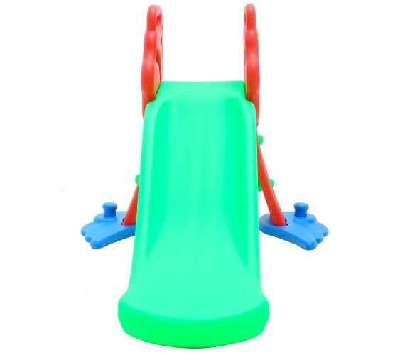 PP INFINITY Slide for Kids Garden Slider for Kids Suitable Tree Slide Plastic Super Senior at Home and School Age 2-5(Multicolor)
