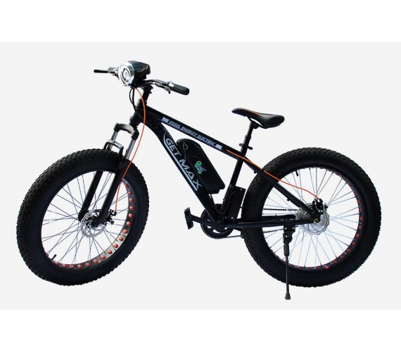 PP INFINITY Electric Fat Bike Bicycle, Fat Tyre Electric Bicycle 48V with 2 Years Warranty