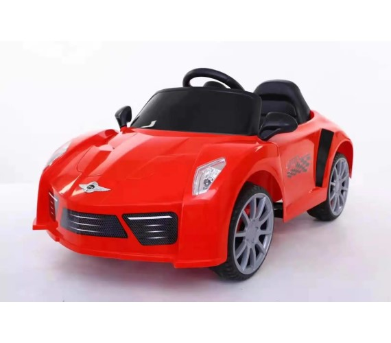 PP INFINITY 12V Battery Operated Ride On Car For Kids, Model LB-606 Car For Kids With Music System And Remote (1 To 5 Yrs)Multicolor