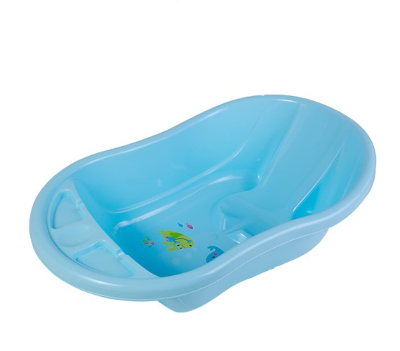 PP INFINITY Baby Bath tub for Toddlers, Anti-Slip Kids Bathtub for Baby Shower(Age 0-3 yrs)-multicolor