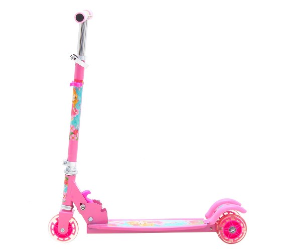 PP INFINITY Pink Scooter Suitable Age 3 to 6 Years Scooter  (Pink)