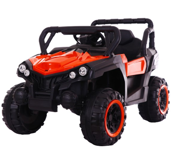 PP INFINITY UD-908 12V Battery Operated Ride on Jeep For Kids, Electric Ride on jeep for Kids with Remote Control-Red