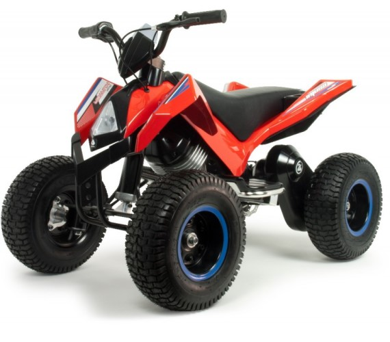 ATV Beach Bike 24V For Kids (Buggy) Made in Spain - Super Quality 24V ATV Bike (ATV6024)- Red
