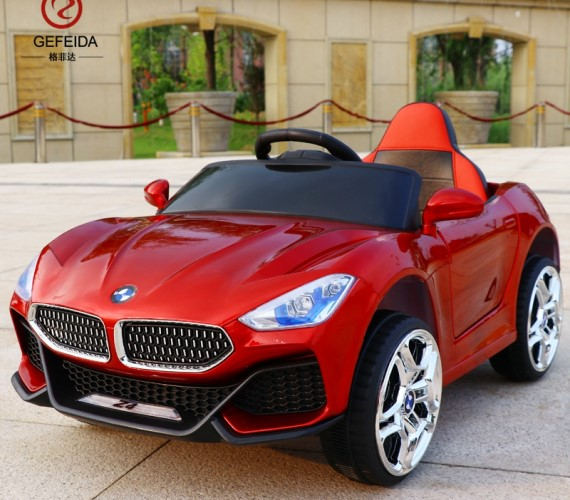 PP INFINITY Z4 6V Battery Operated Rideon  Car for Kids 1 to 4 Years with Remote Control , Swing Option, Lights and Music System,(Multicolor)