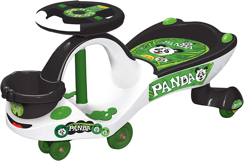 Panda Magic Car