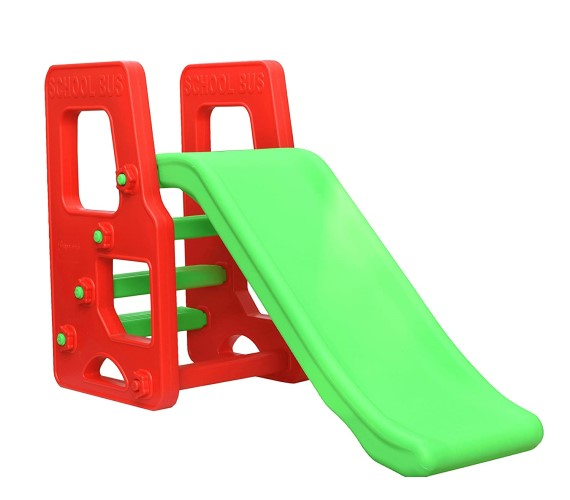 PP INFINITY Garden Slider for Kids, School Play Ground and Home Garden Slider Age 2-5(Multicolor)