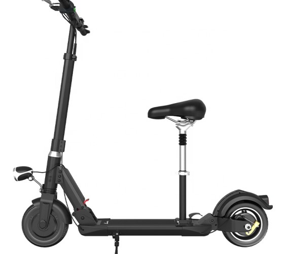 PP INFINITY 36V Electric Scooter With Seat  Digital Meter and Electromagnetic drum brake (Foldable) For Youngster and Kids.