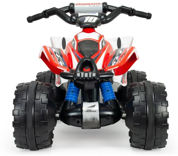 Officially Licensed Honda ATV 12V Battery Operated Bike For Kids(Buggy) Made in Spain , 12V ATV Bike (ATV66017)- Red