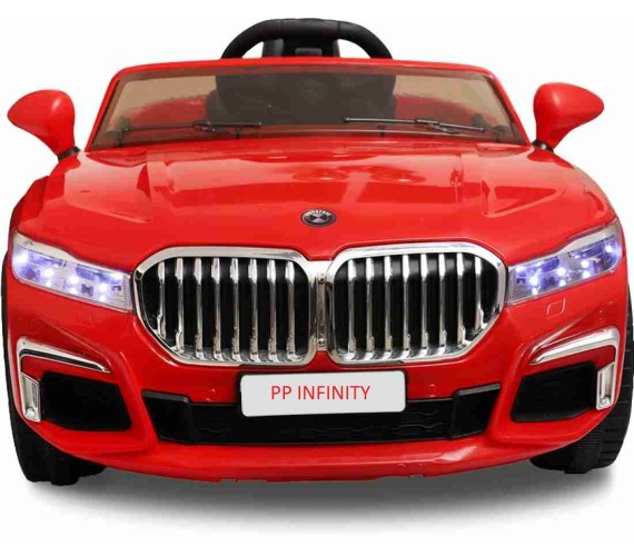 PP INFINITY 12V BMW Battery Operated Ride On Car For Kids With Remote Control 1 to 5 yrs(Made in India)-Multicolor