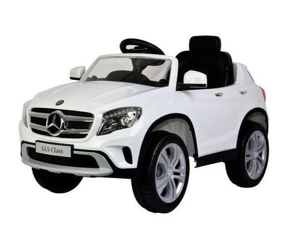 Mercedes Benz GLA Toy Car , GLA Battery Operated Ride On Car For Kids With Rechargeable 12V Battery with Parental Remote Control.