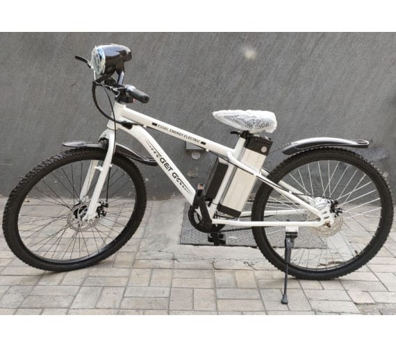 PP INFINITY 48V, 8.8Ah Electric Bicycle For Adults, 48V Battery Bicycle For Adults With Front/Rear Disk Brakes And Head Light, 2 Years Warranty(Multicolor)