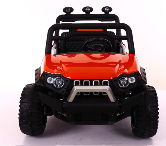 PP INFINITY UTV Jeep For kids ride on  Battery Operated with remote Control for Kids 1 To 8 years Kids (Red)