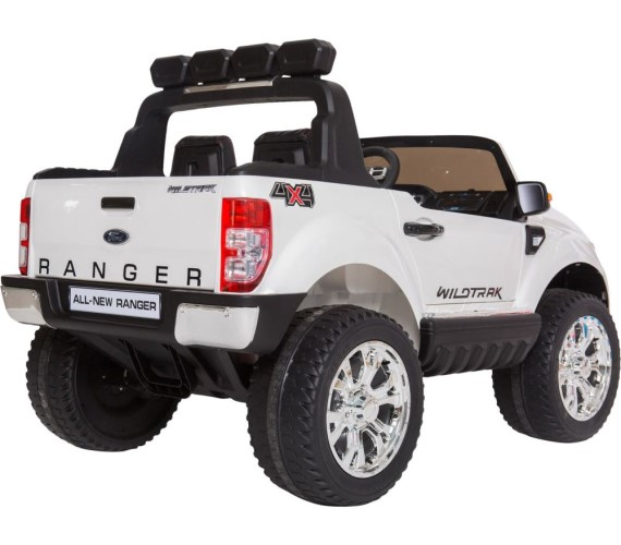 Ford Ranger Licensed Model 24V Double Battery Operated Rideon (Age 1 to 9) Max User Weight 50 kgs