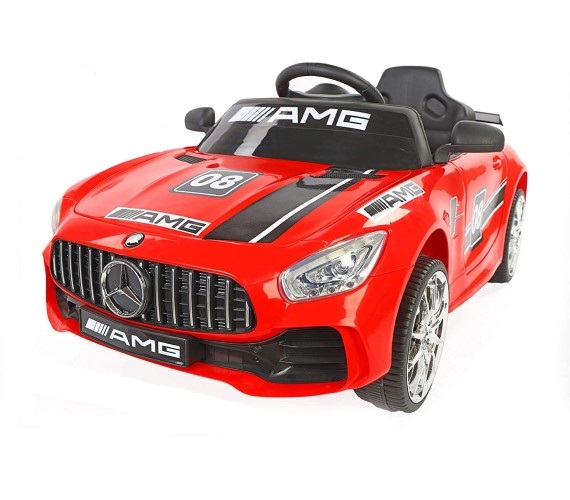 Futuristic Benzy AMG Battery Operated Ride On Car For Kids (1 to 5 yrs) Red