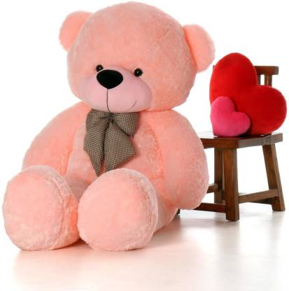 3 Feet Soft Teddy Bear very beautiful For valentine & Birthday Party gift - 92 cm  (Cream)