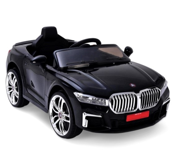 PP INFINITY 12V BMW Battery Operated Ride On Car For Kids With Remote Control 1 to 5 yrs(Made in India)-Black