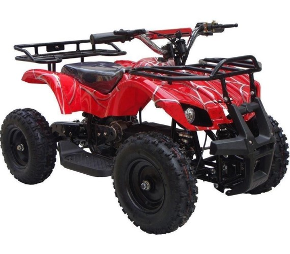 Kids ATV Bike 4 wheel Beach Bike 36V Battery Operated , ATV Bike For kids Age 7 to 14 years