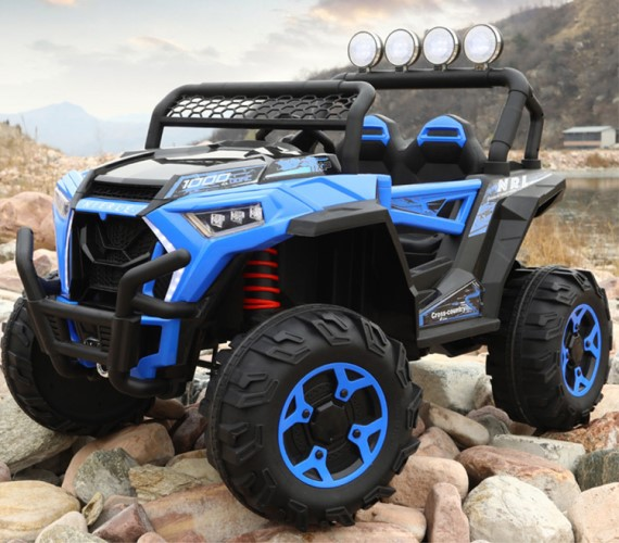 PP INFINITY Nierle 4x4 Jeep 12V Battery Operated Ride On Jeep - Electric jeep for kids